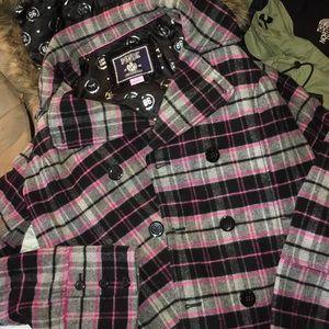 PINK Victoria Secret Jacket Coat